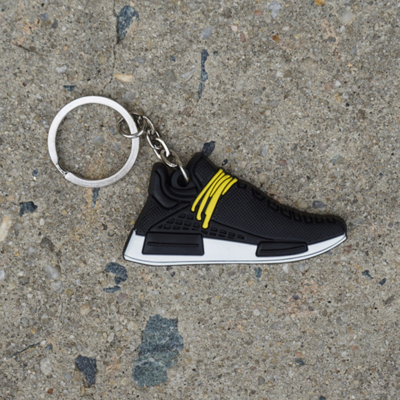 899f67f22 Pharrell Adidas PW Human Race NMD Shoe Keychain. M 5b786fce12cd4acac23eb2bd